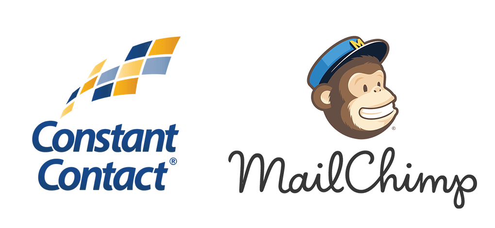 Mailchimp and Constant Contact with Altru